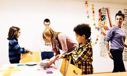 Kindertagesstätte von 0 bis 6 Jahren Mariahof Hüfingen