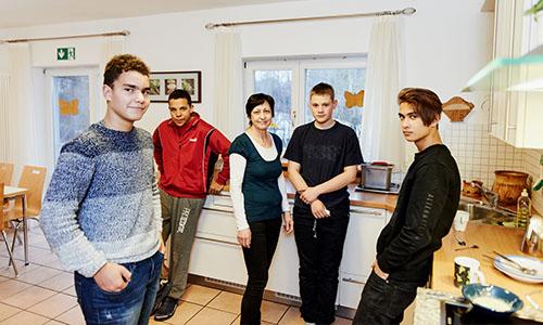 Integrative Tagesgruppen Mariahof Hüfingen